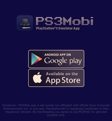 PS3 Emulator - PS3Mobi